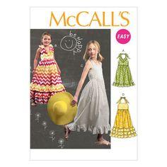 Children's/Girls' Dresses-3-4-5-6 Pattern, , hi-res