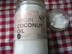 Coconut oil. A must have for a FAT Pantry!