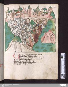 Schachzabelbuch - Cod.poet.et phil.fol.2 | Konrad von Ammenhausen | Germany | 1467 | Wurttemberg State Library | Record #: 330052896 | 78r