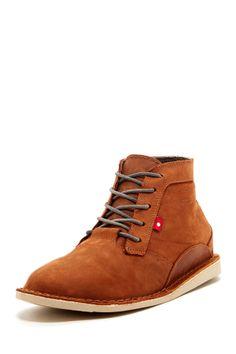 Oliberte Men's Footwear Zimbo Lace-Up Boot