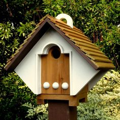 Birdhouses by Architectural Editions
