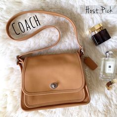 Hp X4 Classic Vintage Leather Purse