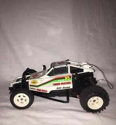 Nikko Turbo Panther 1986 Frame Buggy Off Road 85 White RC Remote Control Radio | eBay