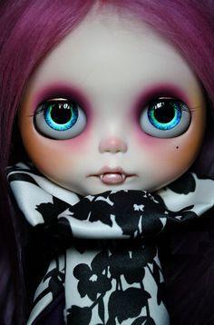"""Blythe """"vampire""""  (colors)"""
