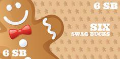 I won the limited edition 6 Swag Buck Bill at Swagbucks #swagbucks