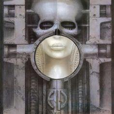 """""""Brain Salad Surgery"""" from Emerson Lake and Palmer. For me, the best album from one of the greatest bands of all times."""