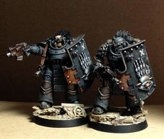 30k, Boarding Marines, Forge World, Iron Hands, Space Marines