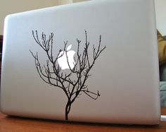 macbook sticker design – Etsy