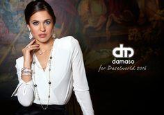 Damaso Martinez Splendor Collection for Baselworld Jewelry 2016