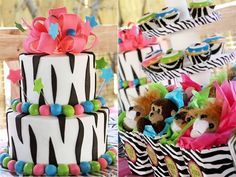 Cute girl birthday party party-ideas