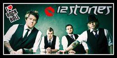 12 STONES - USA - Post Grounge, Alt.Metal, Hard Rock, Christian Rock - 2000/present