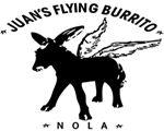 Juan's Flying Burrito on Magazine Street
