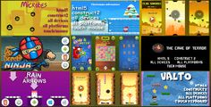 nice HTML5 9 GAMES BUNDLE №2 (CAPX) (Games)