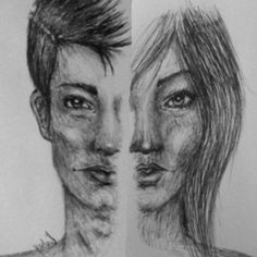 My drawings with pen
