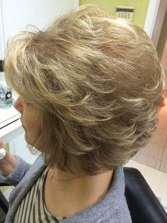 Modern Do-Layered and Teased Hair Styles For Women Over 50, Short Hair Older Women, Medium Hair Styles, Short Hair Styles, Medium Shag Haircuts, Short Layered Haircuts, Short Bob Hairstyles, Pixie Haircuts, Braided Hairstyles