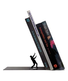 Look at this The End Bookend funny!
