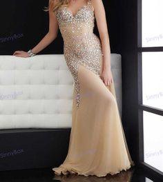 A line sweetheart prom dress, evening gown, homecoming dress, see-through dress, custom made dress