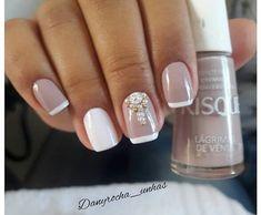 Mani Pedi, Manicure And Pedicure, Wedding Hair And Makeup, Hair Makeup, Tatoos, Finger, Hair Beauty, Nail Art, French