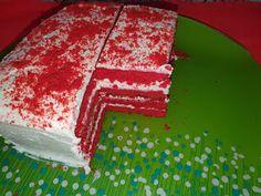 Lulu - Povesti din Bucatarie: Torta red velvet Red Velvet, Watermelon, Fruit, Desserts, Food, Tailgate Desserts, Deserts, Essen, Postres