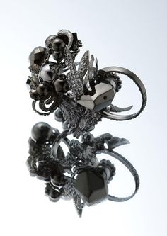 Serin Oh - 2011  silver ring