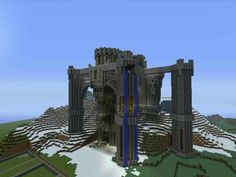 Minecraft Castle- wish my castles were this good Minecraft Kingdom, Minecraft Fan Art, Minecraft Castle, Amazing Minecraft, All Minecraft, Minecraft Blueprints, Cool Minecraft Houses, Minecraft Designs, Minecraft Creations