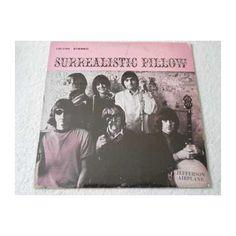 Psychedelic Rock - https://recordsalbums.com/jefferson-airplane-lps/2481-jefferson-airplane-surrealistic-pillow-vinyl-lp-record-for-sale.html