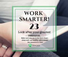 Look for the greatest resources and work smarter! Tracking App, Tracking Software, Look After Yourself, Time Management, Productivity, Insight, How To Make