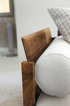 Bolero: Italian-Made Modular Sofa Unravels a World of Possibilities Interior Architecture, Interior Design, Low Tables, Contemporary Sofa, Italian Furniture, Modular Sofa, Decorative Cushions, Sofa Furniture, Walnut Wood