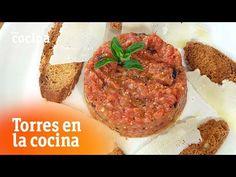 Tartar de tomate - Torres en la Cocina | RTVE Cocina - YouTube