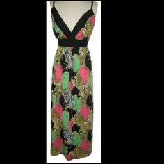 Printed maxi dress New - pic 2 Dresses Maxi