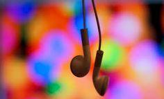 Music is what feelings sound like.....
