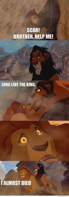 New quotes funny disney the lion king 65 Ideas New Funny Jokes, Funny Baby Memes, Funny Test, Cat Jokes, Funny School Jokes, Funny Facts, Funny Cartoons, Funny People Pictures, Funny Images