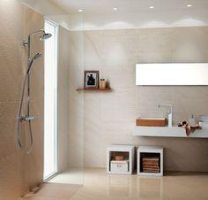 Carrelage salle de bains: 12 idées par Mirage pour vous inspirer!