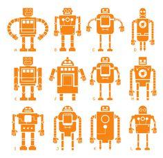 Brock Rizy for Major Robot Interactive, on his blog