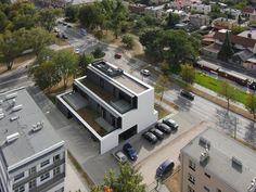 Gallery of Wiadomości Wrzesinskie Editorial Office / Ultra Architects - 7