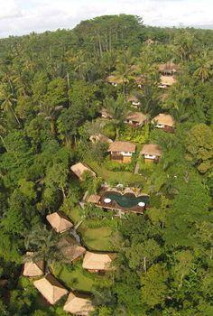 Nandini Jungle Resort & Spa is a luxury resort and villa Ubud located in beautiful jungle with stunning views across the valley, Payangan Ubud. Villa Ubud