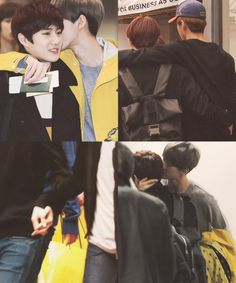 SeHo Kpop Exo, Suho Exo, Gu Family Books, Exo Couple, Fanart, Kim Junmyeon, Exo Memes, Kris Wu, Romance