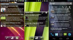 05-Android-News-Widget-Pure-news-widget
