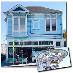 Monday calls for a calm, relaxing neighborhood spot to chill in. My choice? The iconic and timeless @toyboatdessertcafe! . #YUM #Iconic #ToyBoat #Dessert #Cafe #Monday #Relax #Chill #InnerRichmond #SF #SanFrancisco #Realtor #RealEstate #ColdwellBanker