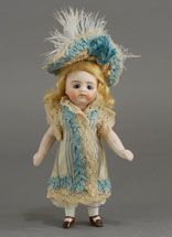 Carmel Doll Shop -All Bisque-
