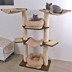 cat trees kratzbaum on pinterest cat trees cat supplies and germany. Black Bedroom Furniture Sets. Home Design Ideas