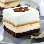 Prajitura Polara Romanian Food, Romanian Recipes, Biscotti, Cheesecake, Sweets, Baking, Healthy, Desserts, Cakes