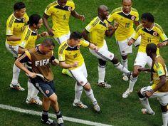 Los momentos más memorables de Brasil 2014 (© AP Photo/Themba Hadebe)