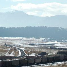 coal train near Palmer Lake Palmer Lake, Colorado, Train, Explore, Mountains, Beach, Water, Outdoor, Water Water