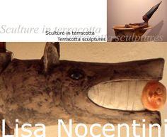 lisa nocentini official web site - ceramica - ceramics - terracotta -firenze - florence