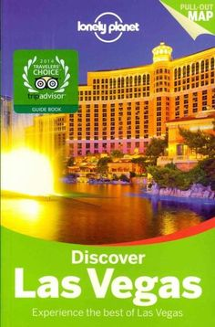 Lonely Planet: The world's leading travel guide publisher Lonely Planet's Discover Las Vegas is your passport to the most relevant, up-to-date advice on what to see and skip, and what hidden discoveri