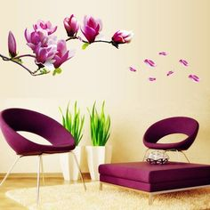 Docooler® Removable Wall Stickers Art Decals Quotes Wallpapers Living Room Kitchen Bedroom Decorations Various Sizes and Paintings - 45  Beautiful Wall Decals Ideas  <3 <3