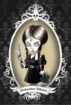 Addams Family Wednesday