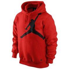 Jordan Jumbo Jumpman Hoodie - Mens - Basketball - Clothing - Obsidian/Light Photo Blue/White Size medium