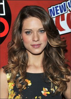 Lyndsy Fonseca (Colleen from The Y&R.)